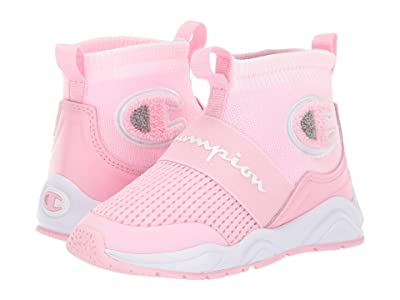 Champion Kids Rally Pro (Toddler) (Pink Candy/Silver Stone) Kid
