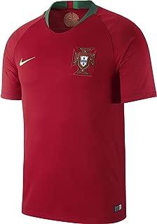 Nike Men's Soccer 2018 Portugal Stadium Home Jersey