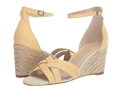 Splendid Maddy (Limoncello Tumbled Leather) Women