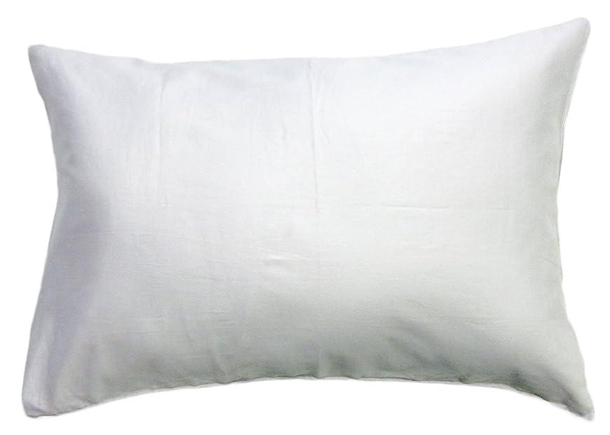 麺可能毛皮エレガントグレー サテン生地 ホテル品質枕カバー 綿100% 43×63cm Pillowcase