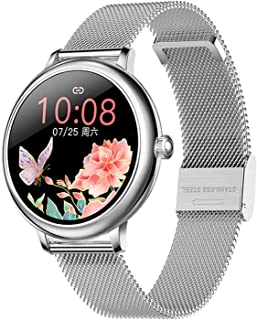 High quality Women's Smartwatch CF80 Fashion Strap Heart Rate Monitor Menstrual Period Smart Watch Full Screen Smart Watch...