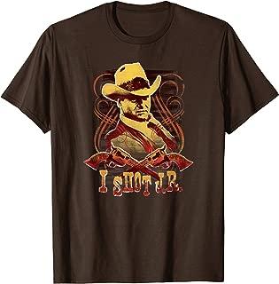 Dallas TV Series I Shot Jr T Shirt T-Shirt