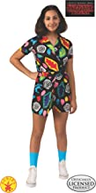 Rubie's Stranger Things Season 3 Girl's Eleven Mall Dress Costume, X-Large