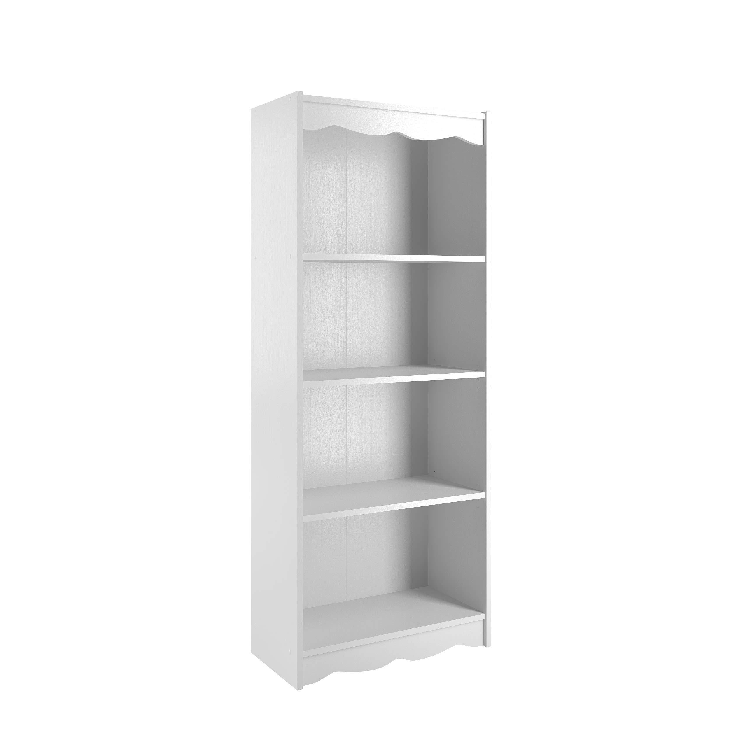 Off White Tv Kast.Amazon Com Ikea Gersby Bookcase Shelving Unit Display White