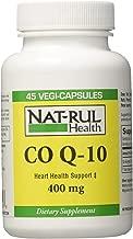 Nat-rul Health Co Q10 400mg 30 Capsules