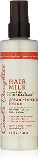 キャロルズドーター Hair Milk Nourishing & Conditioning Cream-To-Serum Lotion (For Curls, Coils, Kinks & Waves) 125ml/4.2oz並行輸入品