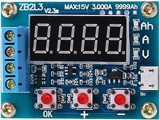 Testador de bateria medidor de capacidade da bateria ZB2L3 testador de bateria de íon de lítio e chumbo-ácido