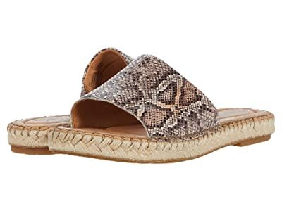 Born San Benito (Natural Snake Print) Women