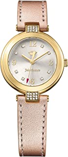Juicy Couture Casual Watch, For Woman, Analog, Leather, 1901639