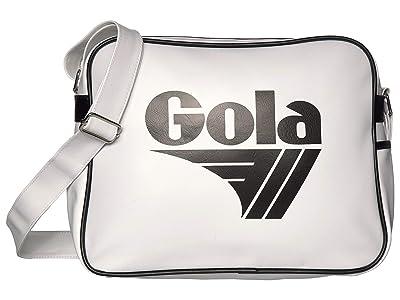 Gola Redford (White/Black) Messenger Bags
