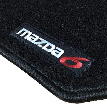 Alfombrillas Mazda 6 (2008-2013) a Medida Logo | Rey Alfombrillas®