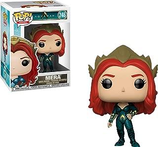 Funko Pop! Heroes: Aquaman - Mera Toy, Multicolor