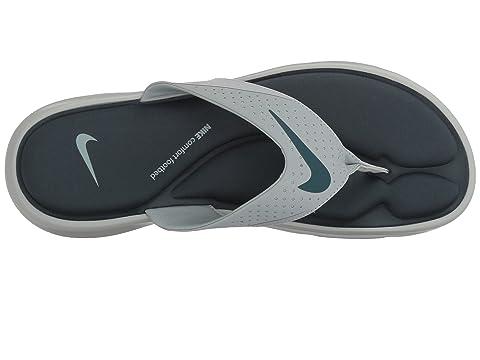 Nike Jungle Deep Black WhiteLight Pumice Thong Comfort Ultra fFqnrfHv
