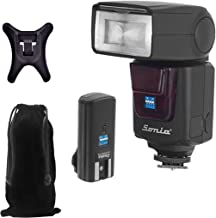 Sonia Camera Flash Speedlite Speedlight VT631RF with inbuilt Radio Trigger and Transmitter for Nikon, Canon, Sony, Olympus, Pentax & all other DSLR Cameras GN42