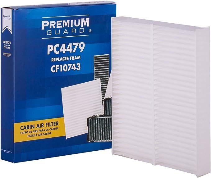 FilterMaster FCY-01001P Cabin Air Filter for Chrysler//Dodge