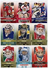 2012-13 In The Game Between the Pipes Hockey 200-Card Base Set