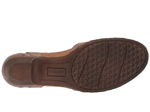 Rockport LeatherKhaki T Abbott Strap Cobb Collection Black Hill Hill Curvy Leather Cobb LeatherWhite vwaOv