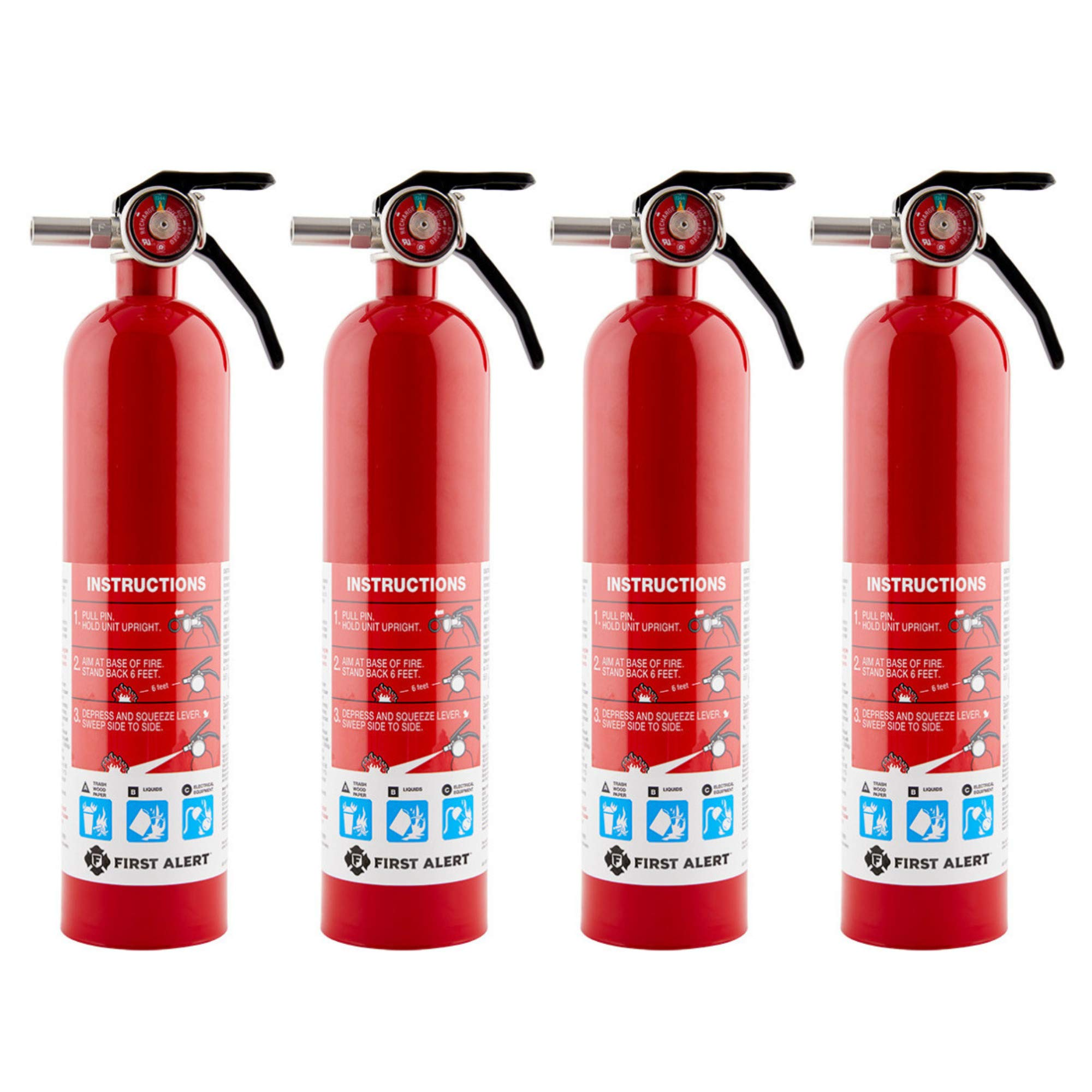 First Alert Home Fire Extinguisher