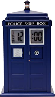 Underground Toys Doctor Who TARDIS Projection Alarm Clock