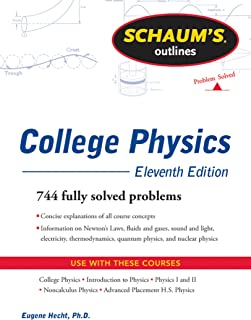 Schaum`s Outline of College Physics, 11th Edition (Schaum`s Outlines)