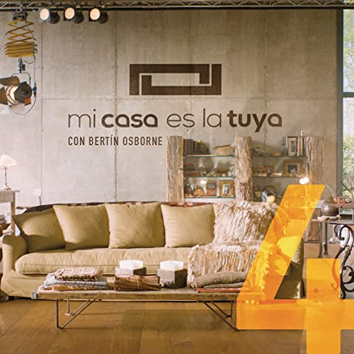 Mi Casa Es la Tuya, Vol. 4