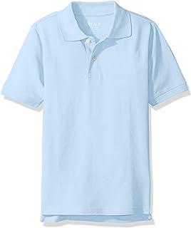 قميص بولو موحد للأولاد بأكمام قصيرة من ذا كيدز بليس