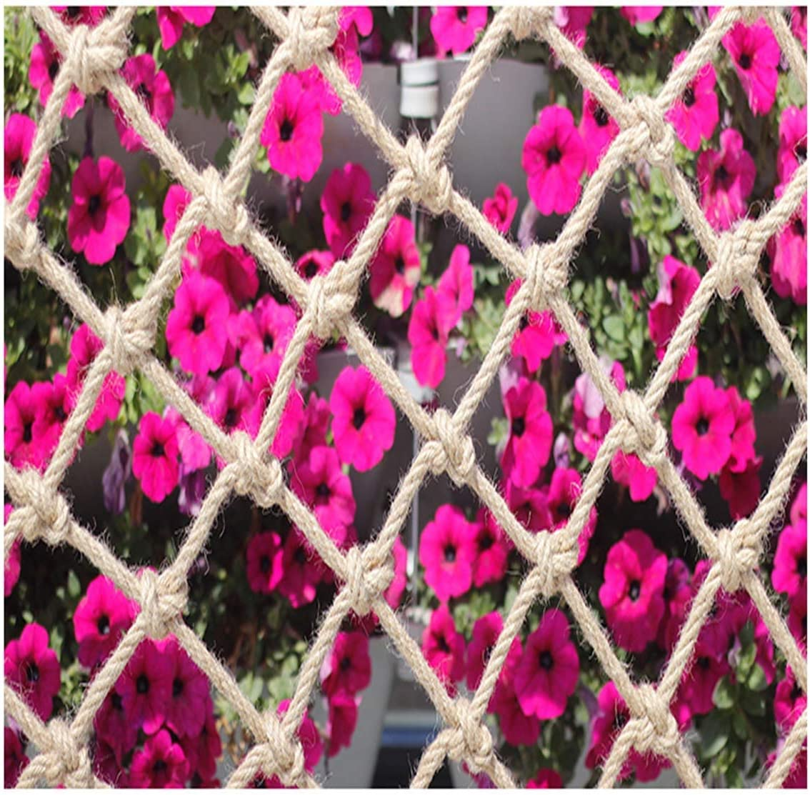 Hemp Rope Partition Net 8mm Restaurant Banquet Ranking TOP13 10cm Decoration Complete Free Shipping