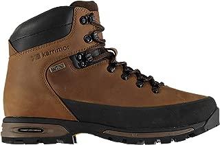 Mens Bobcat Walking Boots Lace Up Waterproof
