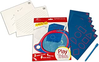 Boogie Board Play N' Trace Accessory Activity Pack, Letters & Numbers (ACPL10005)