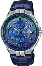 [カシオ] 腕時計 オシアナス Manta Bluetooth 搭載 電波ソーラー Japan Indigo 〜藍〜 OCW-S5000APL-2AJF メンズ ブルー