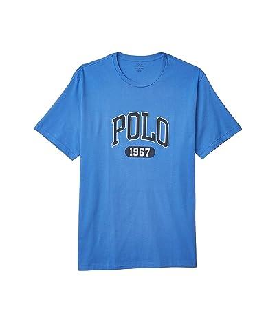 Polo Ralph Lauren Big & Tall Big Tall Jersey T-Shirt (Scottsdale Blue) Men