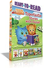 Tigertastic Stories with Daniel: Who Can? Daniel Can!; Daniel Will Pack a Snack; Trolley Ride!; Daniel Gets Scared; Daniel Learns to Share; Daniel Plays at School (Daniel Tiger's Neighborhood)
