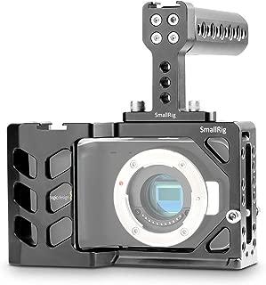 SMALLRIG Camera Cage Kit for BMPCC Blackmagic Pocket Cinema Camera with Cheese Top Handle - 1991