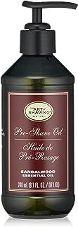 The Art of Shaving Pre Shave Oil, Sandalwood, 8 Ounce