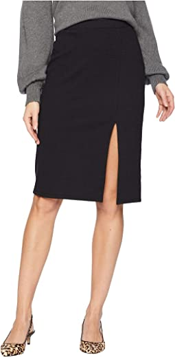 All The Ways Knit Jacquard Pencil Skirt