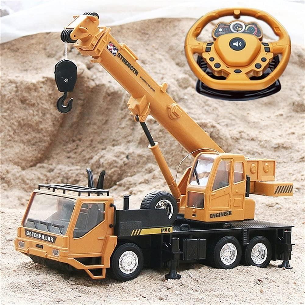 WANIYA1 Remote Max 45% OFF Control Engineering Car Truck unisex Machinery RC 2.4GHZ
