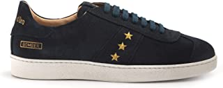Sneakers Blu PDO Bomber Limited Edition - BBL1WU 186 Bomber Low - Taglia