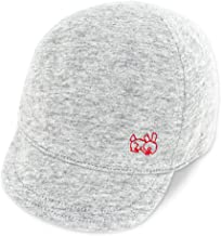 Keepersheep Baby Reversible Baseball CapInfant Sun Hat, Shell Embroidery Cotton