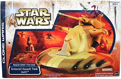 ArmGoldt Assault Tank (AAT) Separatist Forces - Star Wars Clone Wars Collection 2003 von Hasbro