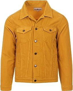 Madcap England Woburn Men's Mod Cord Slim Western Jacket