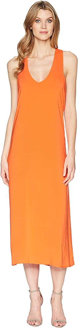 Kenneth Cole New York Twist Back Tank Dress