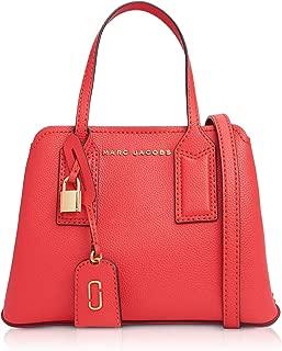 Luxury Fashion | Marc Jacobs Womens M0014487612 Red Handbag | Fall Winter 19