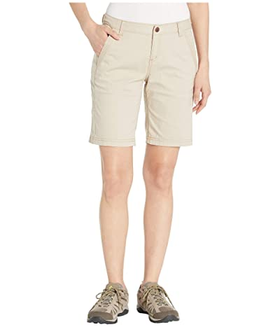 Royal Robbins Monument Shorts (Light Khaki) Women