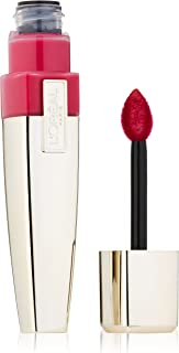 L'Oreal Paris Colour Caresse Wet Shine Lip Stain, Infinite Fuchsia, 0.21 Ounces