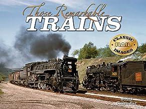 Those Remarkable Trains 2020 Calendar