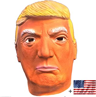 masque trump realiste