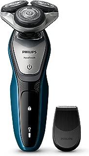 Philips飞利浦AquaTouch S5420 / 06  干湿男式电动剃须刀 采用SmartClick精密修剪器