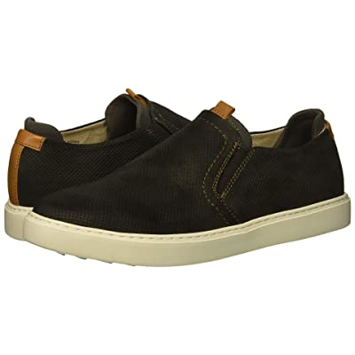 Kenneth Cole Reaction Indy Sneaker F (Dark Grey) Men