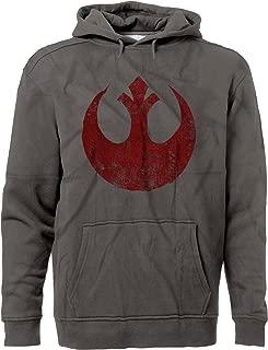 Unisex Star Wars Rebel Alliance Starbird Insignia Phoenix Premium Hoodie