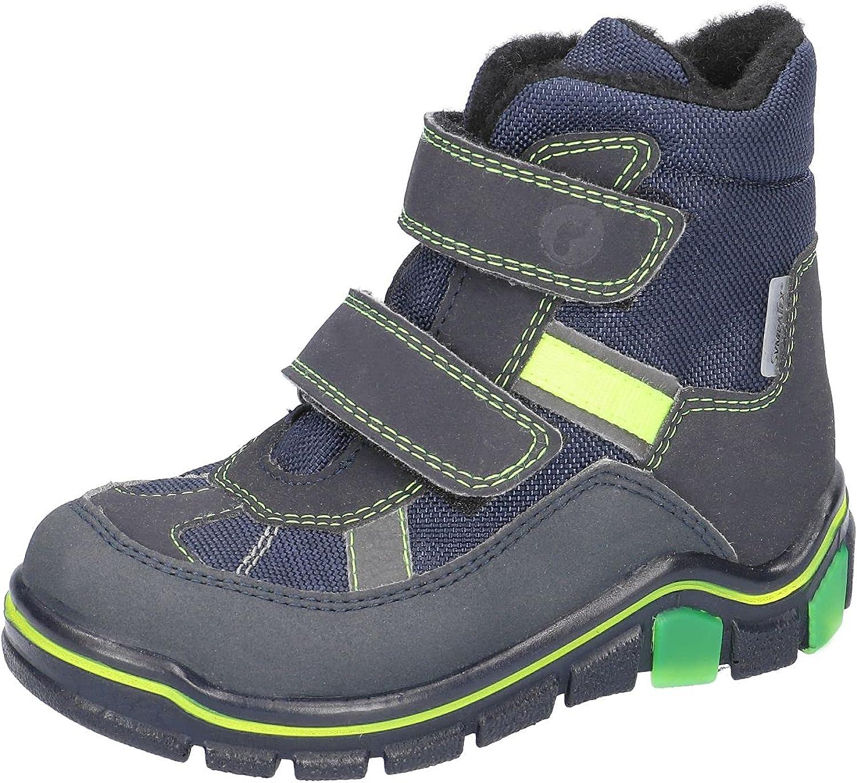 RICOSTA Jungen Super sale period limited Stiefel 5 Blau -M trust